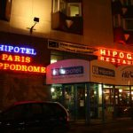 Hipotel paris hippodrome