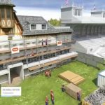 Longchamp travaux